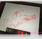 iPadでの手書きトレース